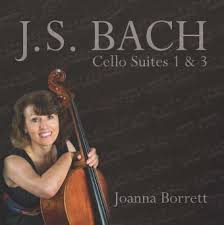 Unaccompanied Bach cd